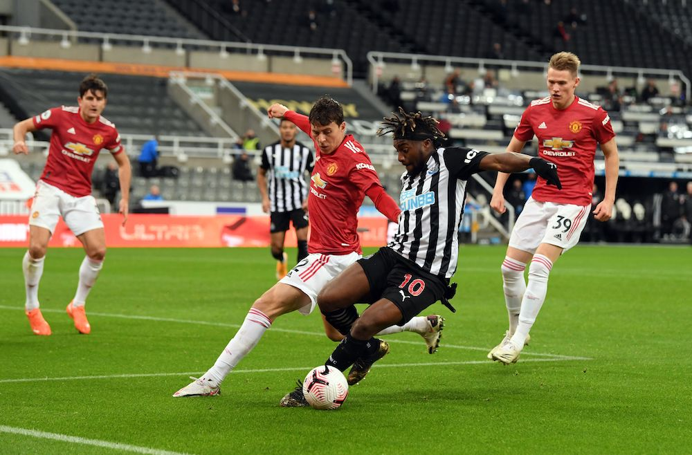 Opinion: Man United player ratings vs Newcastle United, best game in a United shirt for young attacker as Maguire silences critics
