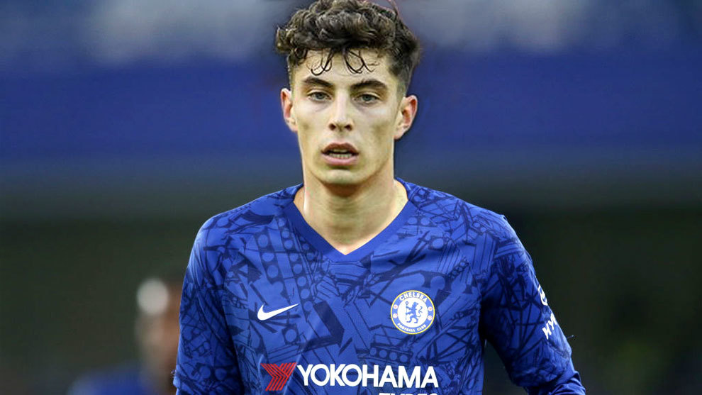 Official: Kai Havertz joins Chelsea   MARCA in English