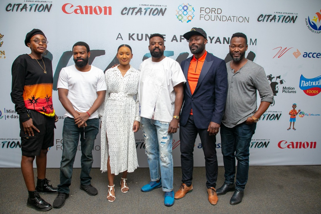 Otedola's daughter debuts in Afolayan's new movie