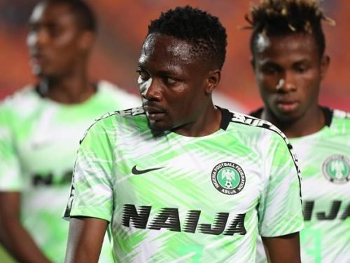 Super Eagles Captain Ahmed Musa Appologises, Time And Place For The Reverse Game Against Sierra Leone And Nigeria Revealed