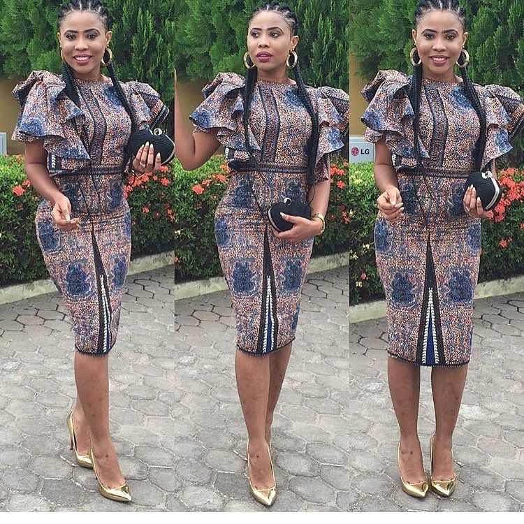 2,059 mentions J'aime, 2 commentaires - Aso Ebi Styles (@asoebibella) sur Instagra…   Latest african fashion dresses, African fashion, African print fashion dresses