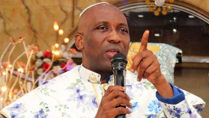 Primate Ayodele Claims He Predicted Abuja explosion, Death Of Lazio Player, And Attack On UN Building