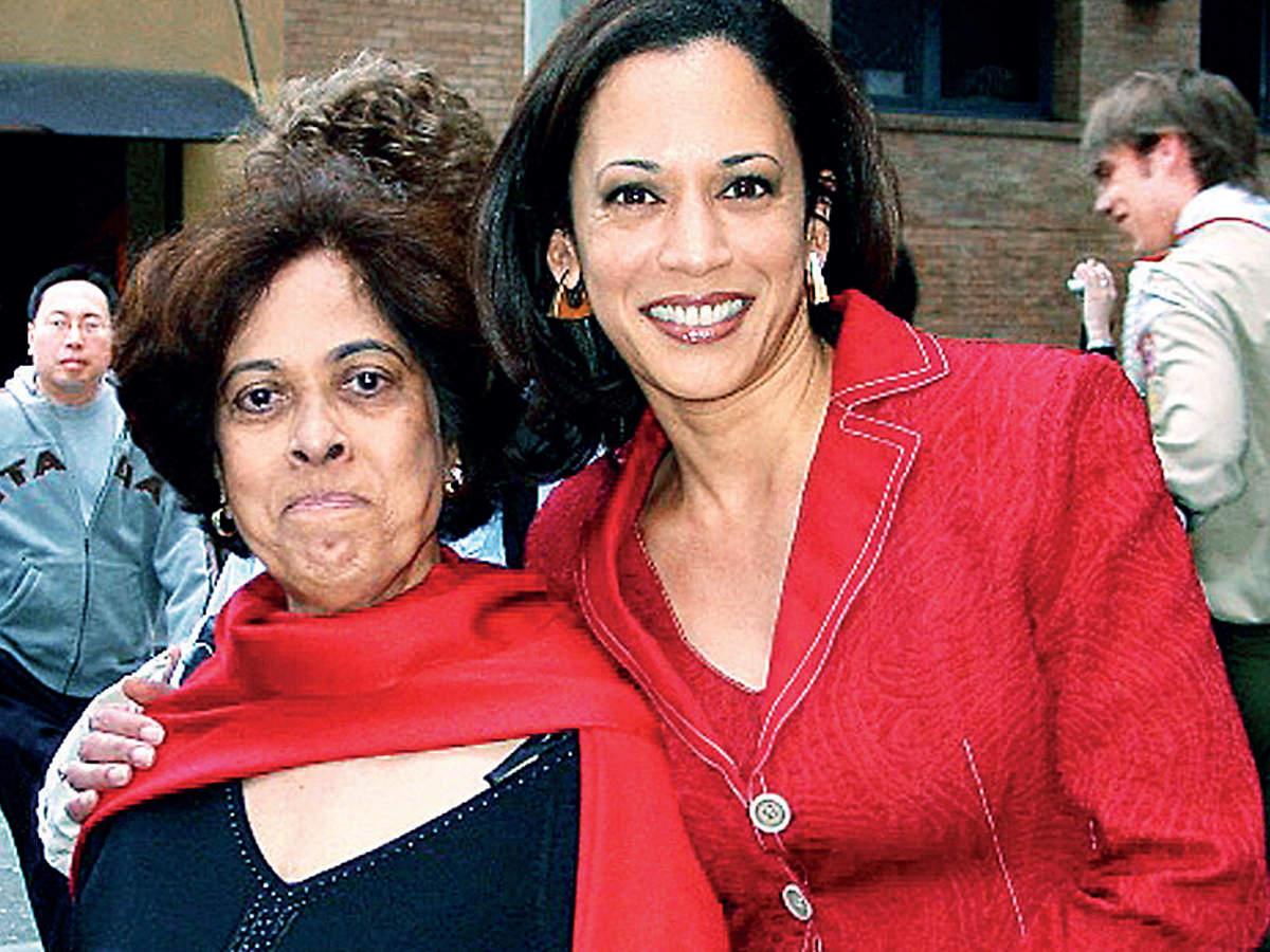 Biden chooses Kamala Harris as White House running mate - Ahmedabad Mirror