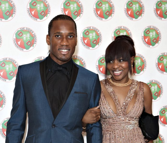 Didier Drogba Separates From Wife After 20 Years Of Marriage