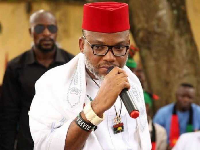 Nnamdi Kanu Reacts To The Alleged Air Strike In Orlu, Imo State By The Nigerian Army