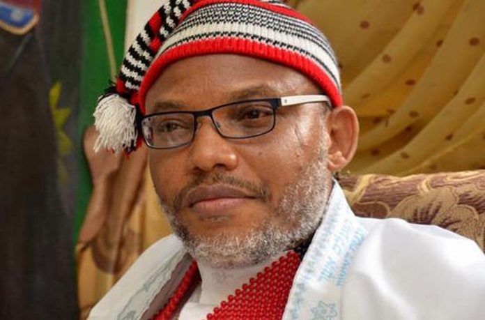 Nnamdi Kanu Reacts To Claims By Police That IPOB Is Planning Attack In Lagos