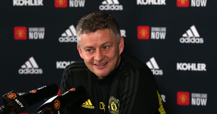 Player That Will Join Man United In January Revealed By Ole Solskjaer
