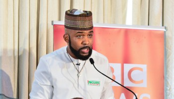 """""""Federal Government Has Its Citizens Queuing Up To Get Their NIN Numbers, Completely Reckless, Inconsiderate And Dangerous"""" - Banky W Blasts FG"""