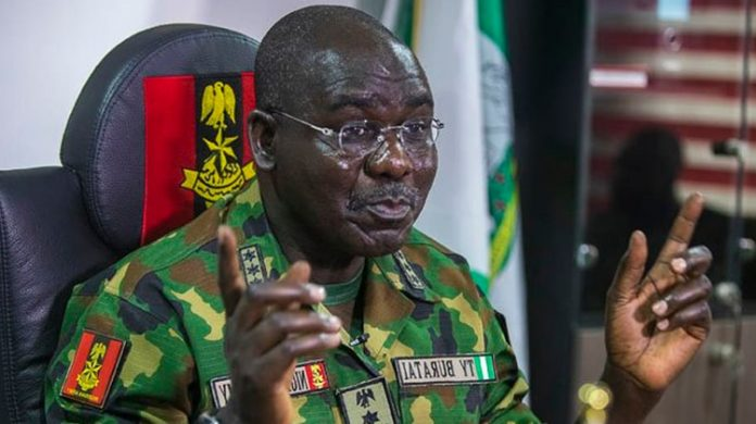 Nigeria Needs 20 Years To Tackle Boko Haram And Bandits – Buratai