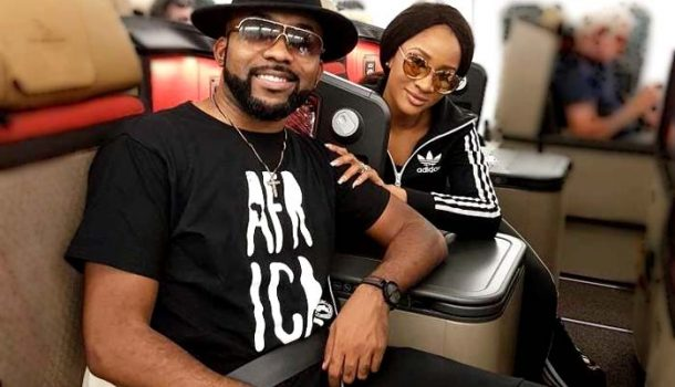 Banky W and Adesuwa Etomi Set To Tie The Knot In South Africa | SPICE TV Africa