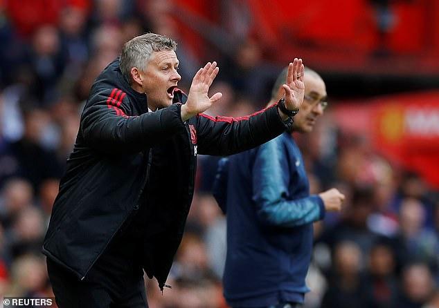 Solskjaer Blames Man United Stars After Win Against West Ham
