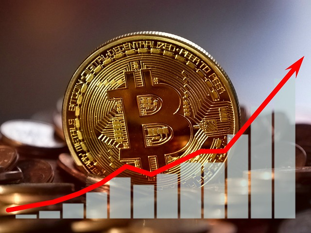 Cryptocurrency: Bitcoin Spikes To New Record High Over $60K