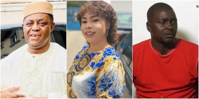 """""""She Gave Me Her Pants In An Envelope,Tried To Seduce Me Many Times"""" – Femi Fani Kayode's's Ex-Security Guard, Reveals Details About FFK's Ex Wife (Video)"""