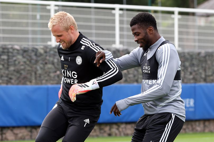 Why Iheanacho is a 'nightmare' for Schmeichel as Rodgers gives blunt Tottenham answer