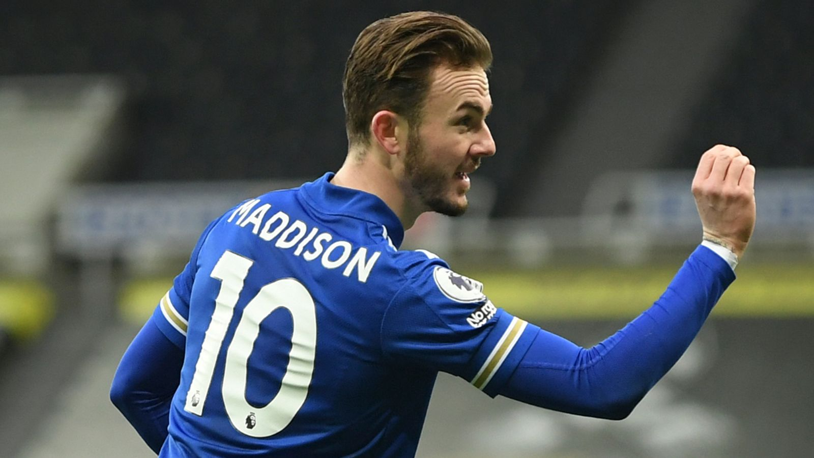 James Maddison: Leicester City midfielder returns to squad for Manchester  City game | Football News | Sky Sports
