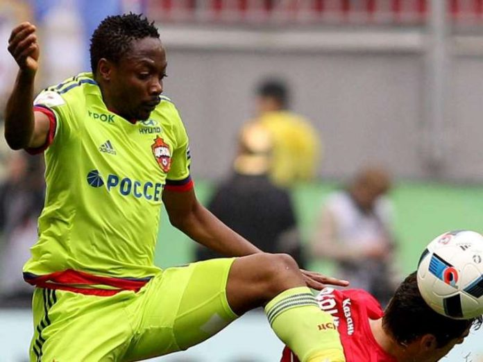 Super Eagles Captain Ahmed Musa Reveals Why He Returned To Kano Pillars
