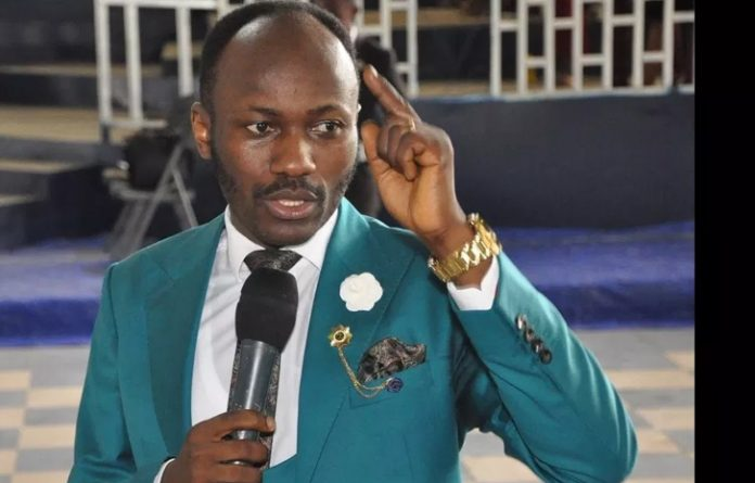 Enemies Of Nigeria Are Within Its Leadership – Apostle Suleman