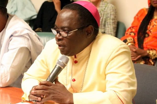 Presidency Attacks Bishop Kukah Over Buhari,'Nigeria A killing field' Comment
