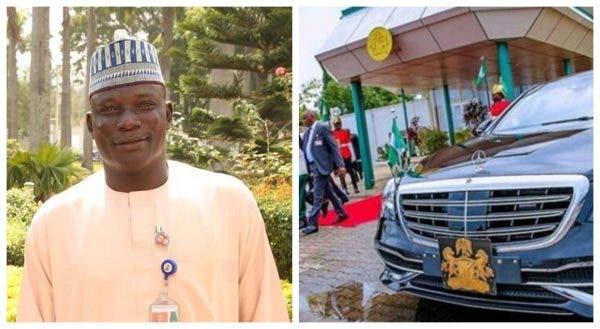 BREAKING: Buhari Official Driver Saidu Afaka Is Dead