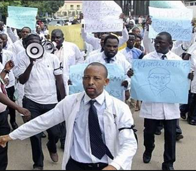 Resident Doctors Suspend Nationwide Strike After 10 days