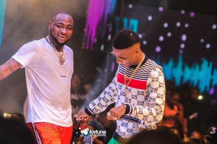 Wizkid And Davido, The 'Messi And Ronaldo' Of Nigerian Music Industry