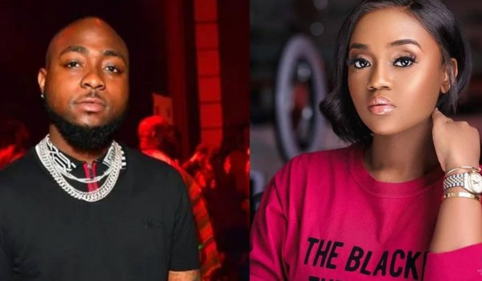 See Davido's birthday message to Baby mama, Chioma that has caused reactions online
