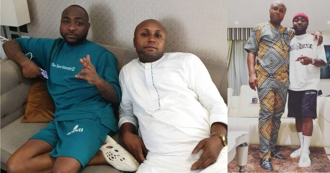 Davido PA, Isreal DMW Reacts After Being Mocked For Not Owning A Car