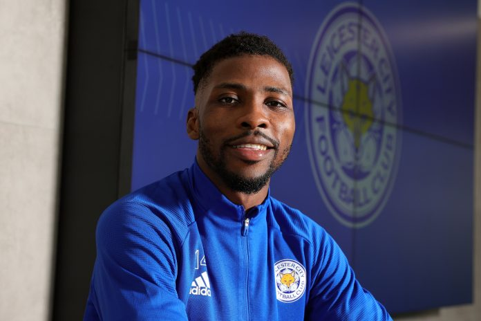Iheanacho Reacts As He Signs New 3-Year Contract With Leicester City