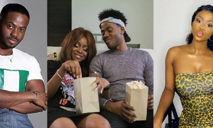 """I'm Upset"" – Korede Bello Says When Asked About Relationship With Iyabo Ojo's Daughter, Priscilla"