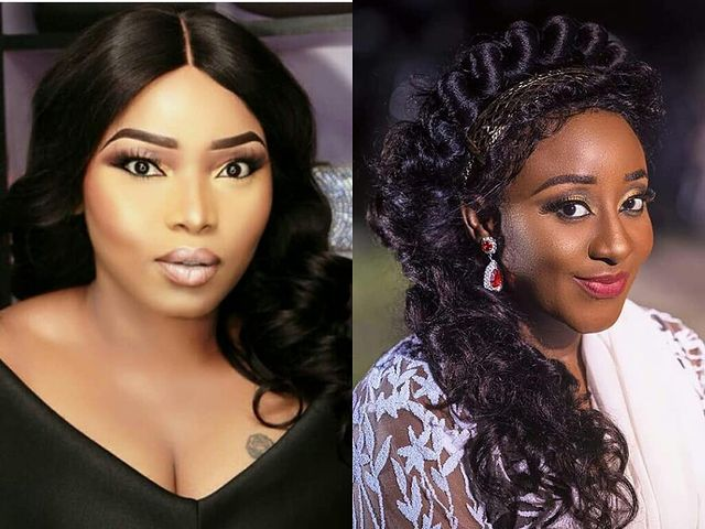 Ini Edo Allegedly At War With Halima Abubakar Over A Top Nigerian Politician