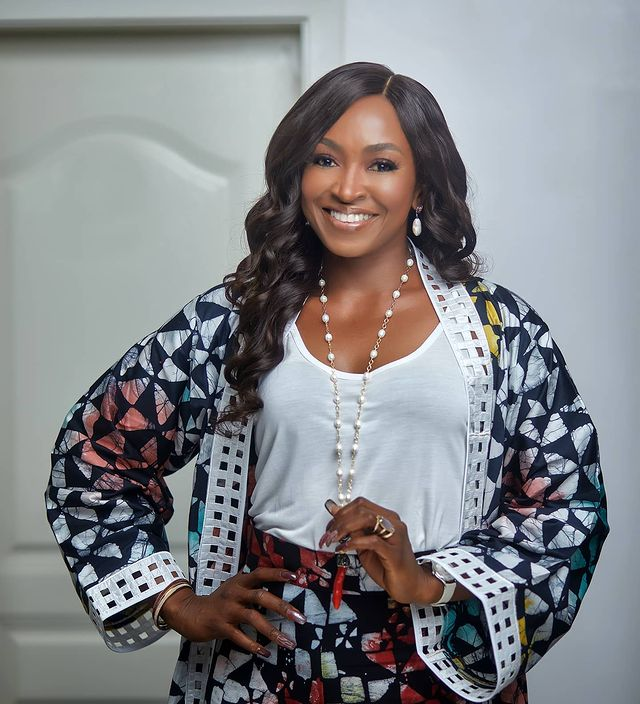 Nigerians Reacts As Nollywood Actress, Kate Henshaw Exposes A Fan Demanding For Sugar-Mummy
