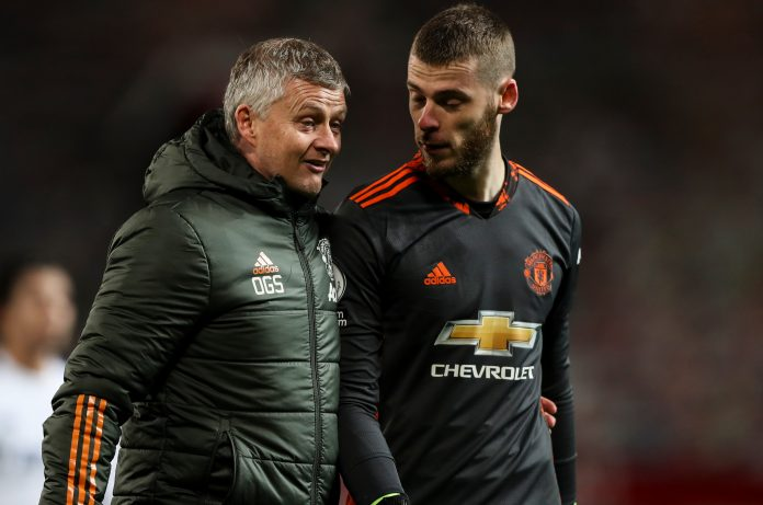De Gea Makes Final Decision About Man Utd After Clash With Solskjaer