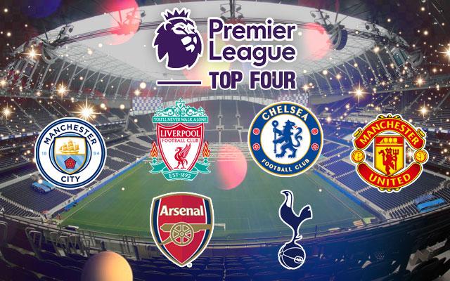Which Club Will Make Premier League Top Four This Season? (Vote)