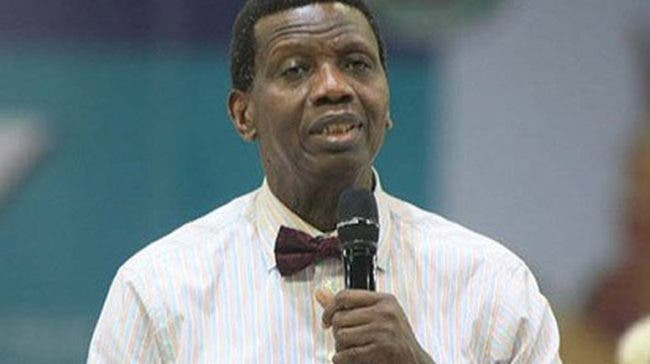 Aviation official asked me for bribe, Adeboye reveals