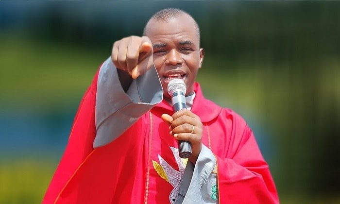 May God Bless Nnamdi Kanu Wherever He is — Father Mbaka Says In Viral Video