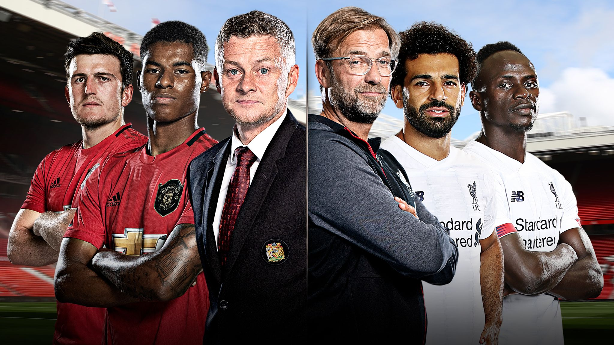 Manchester United vs Liverpool: Ways to watch live on Sky Sports | Football  News | Sky Sports