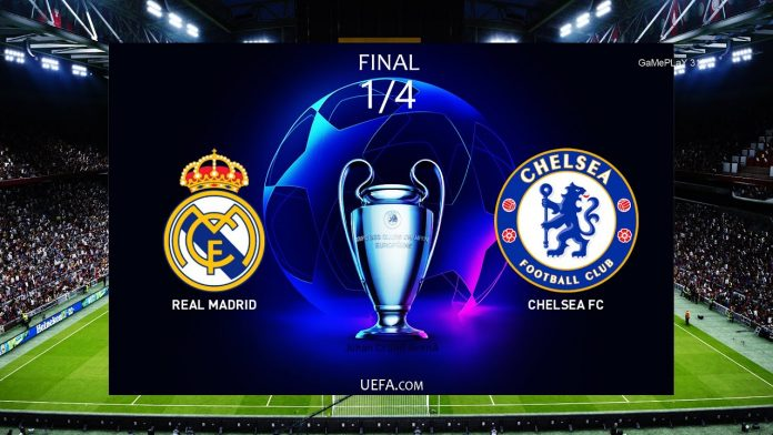 Real Madrid v Chelsea