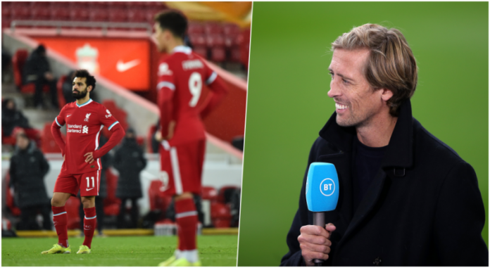 Peter Crouch Blasts Mane, Firmino, Others As Liverpool Failed To Beat Newcastle