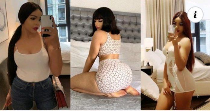 10 Photos Of Nengi Before Undergoing Cosmetic Surgery