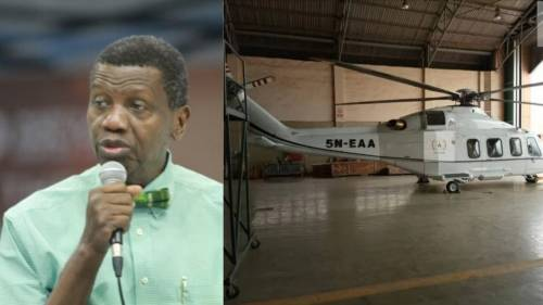 Pastor Adeboye Reveals How Aviation Official Demanded Bribe Before He Could Fly His Chopper