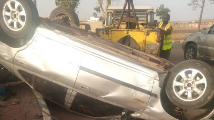 Two Plateau United Players Escape Death In Ghastly Auto Crash In Jos