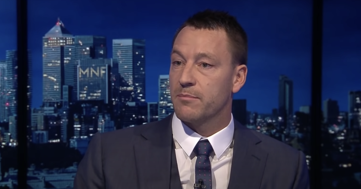FA Cup Final: John Terry Warns Chelsea About 'underrated' Leicester Player