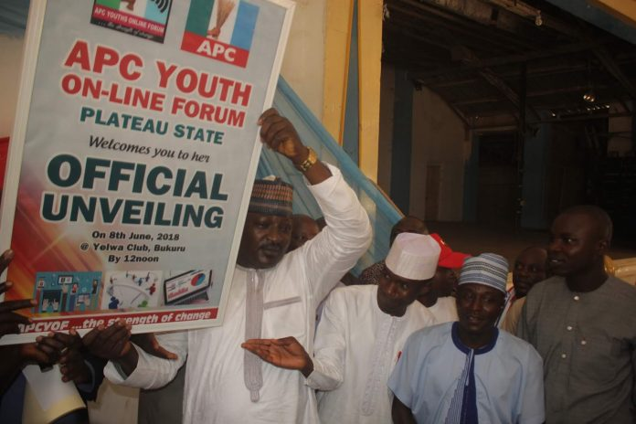 2023 Election: Zone presidency To Northcentral, APC Youths Tell Party