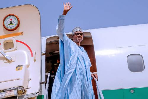 BREAKING: Buhari To Jet Out Of Nigeria Again, See Reason