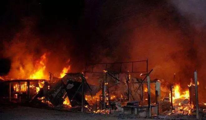 Two Dead As Explosion Rocks Obasanjo's Library In Abeokuta