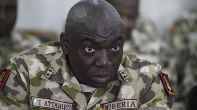 UPDATED: Heartbreaking Scene From The Plane Crash That Killed Chief Of Army Staff, Lt Gen Attahiru, Others (Video)