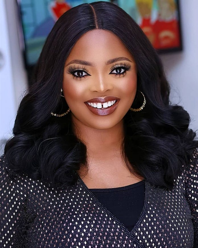 """""""I Quit Acting Because Of Kissing Scenes"""" — Juliana Olayode (Video)"""