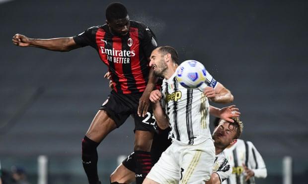 Serie A: AC Milan Knock Juventus Out Top-Four With 3-0 Defeat