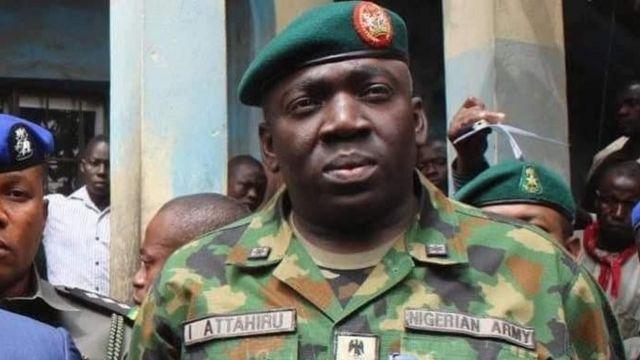 BREAKING: Nigeria Chief Of Army Staff, Lt Gen Attahiru, Dies In Plane Crash