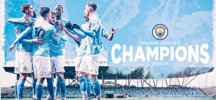 Manchester City Win EPL As Man Utd Lose To Leicester City